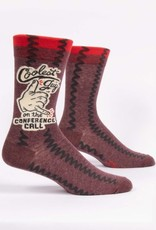 Socks (Mens)  - Coolest Guy On The Conference Call