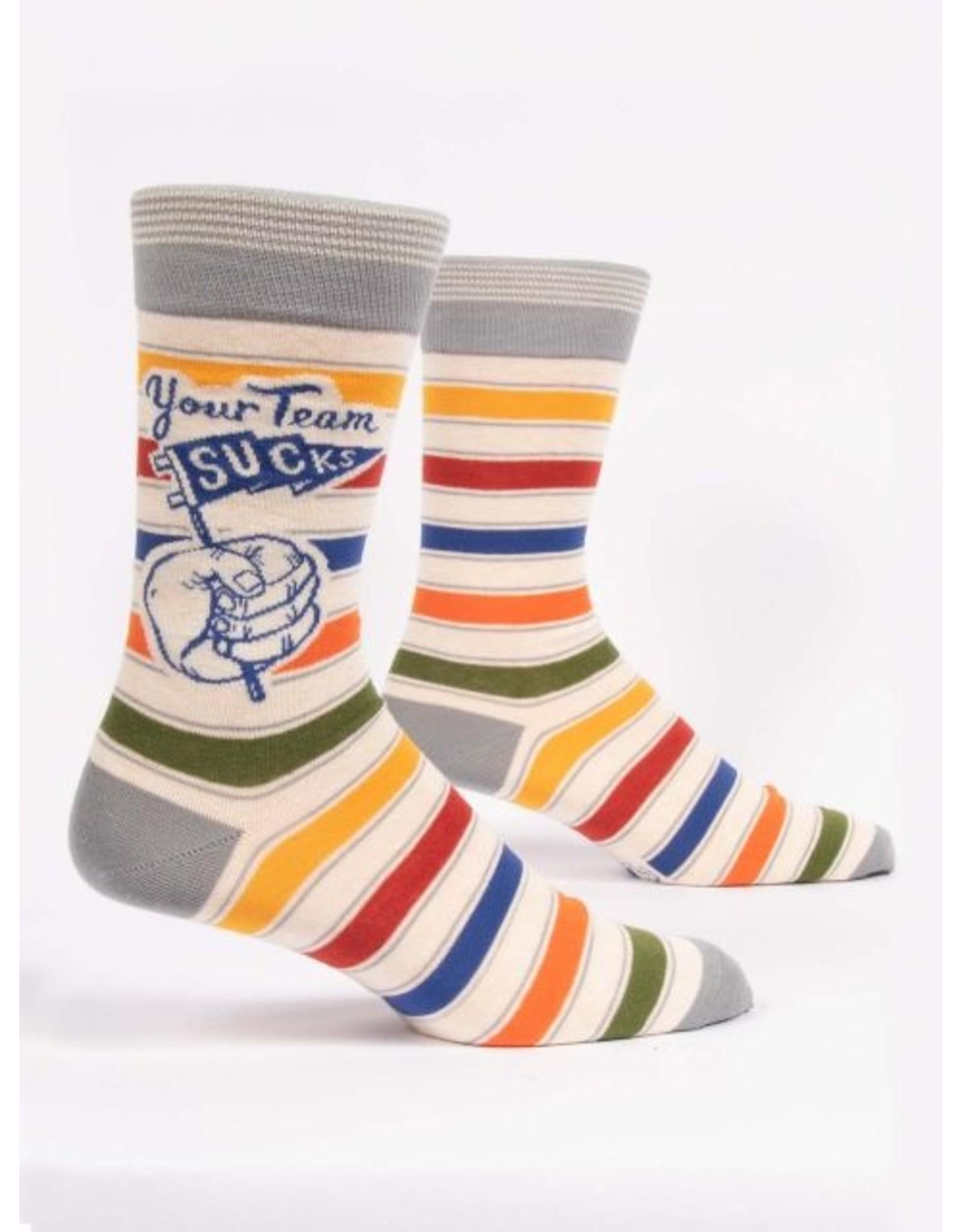 Socks (Mens)  - Your Team Sucks