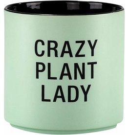 Planter - Crazy Plant Lady