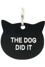 Tag (Cat) - The Dog Did It