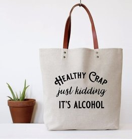 Bag - Healthy Crap Tote