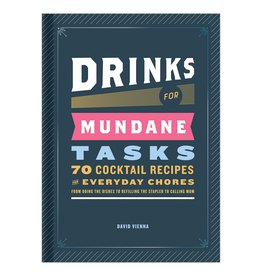 Book - Drinks For Mundane Tasks