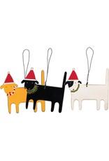 Ornament - Dog (White)