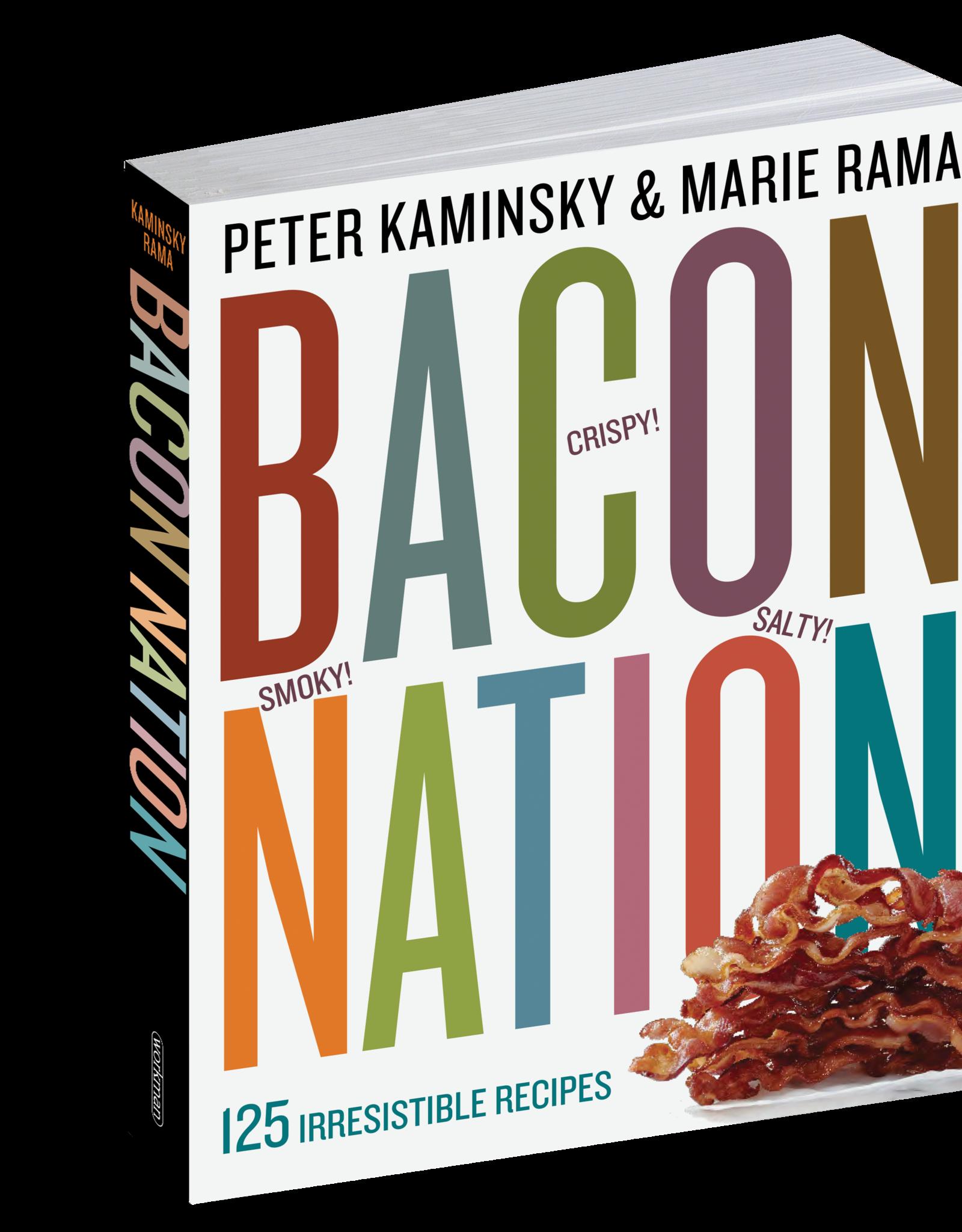 Book - Bacon Nation