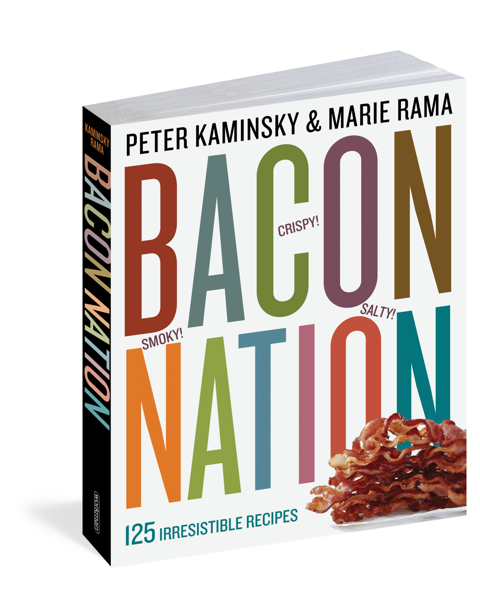 Book - Bacon Nation