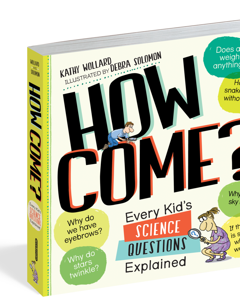 Book - How Come