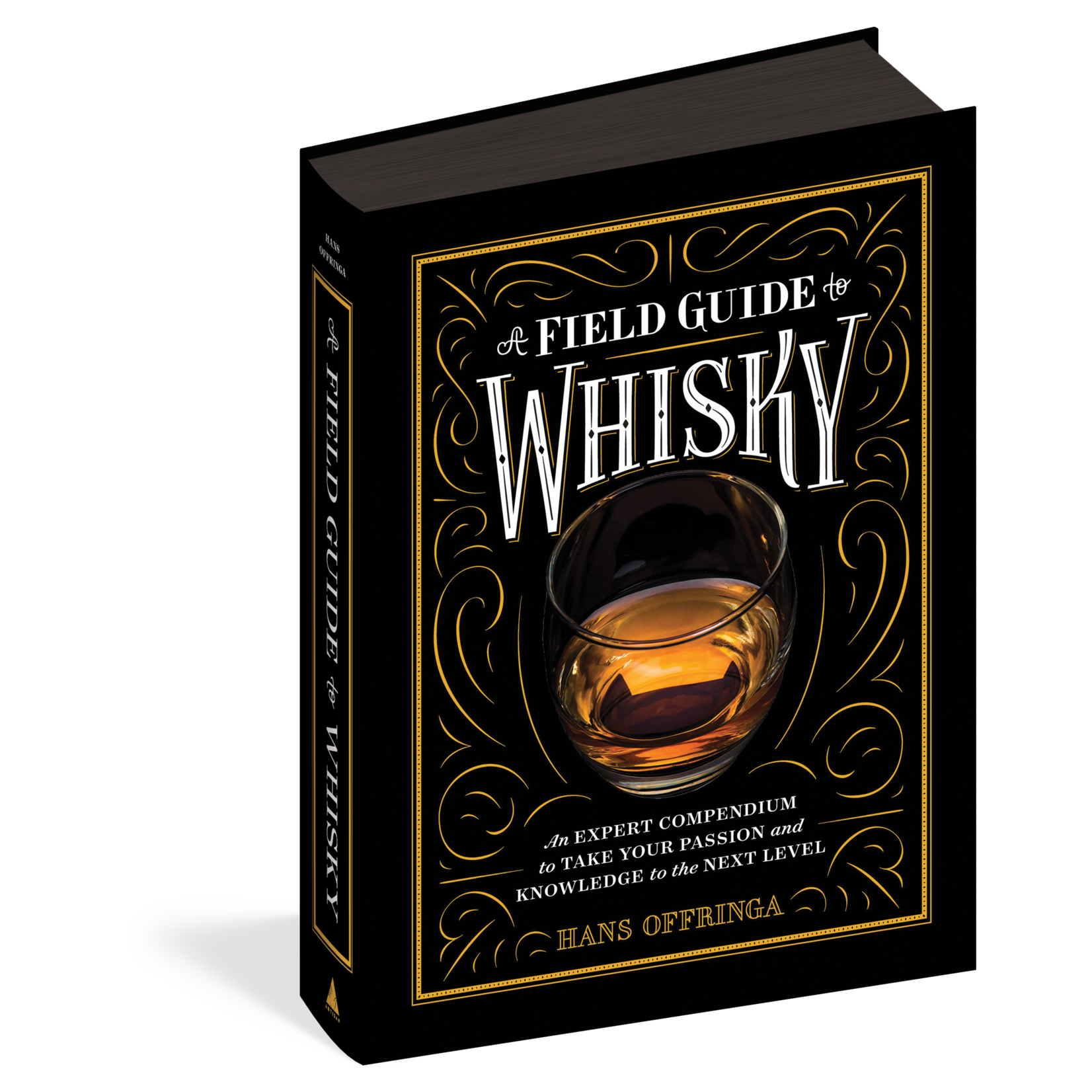 Book - Field Guide To Whiskey