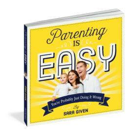 Book - Parenting Is Easy