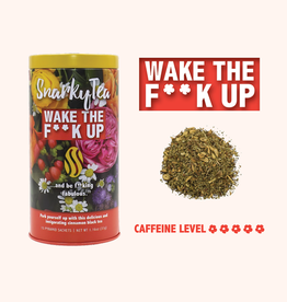 Tea - Wake The Fuck Up
