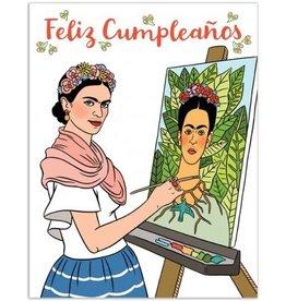 Card - Feliz Cumpleanos (Frida Kahlo)