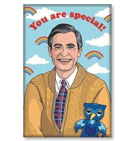 Magnet - You Are Special (Mr Rogers)