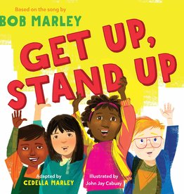 Book - Get Up, Stand Up (Bob Marley)