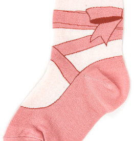 Kids Socks - Ballet Slipper