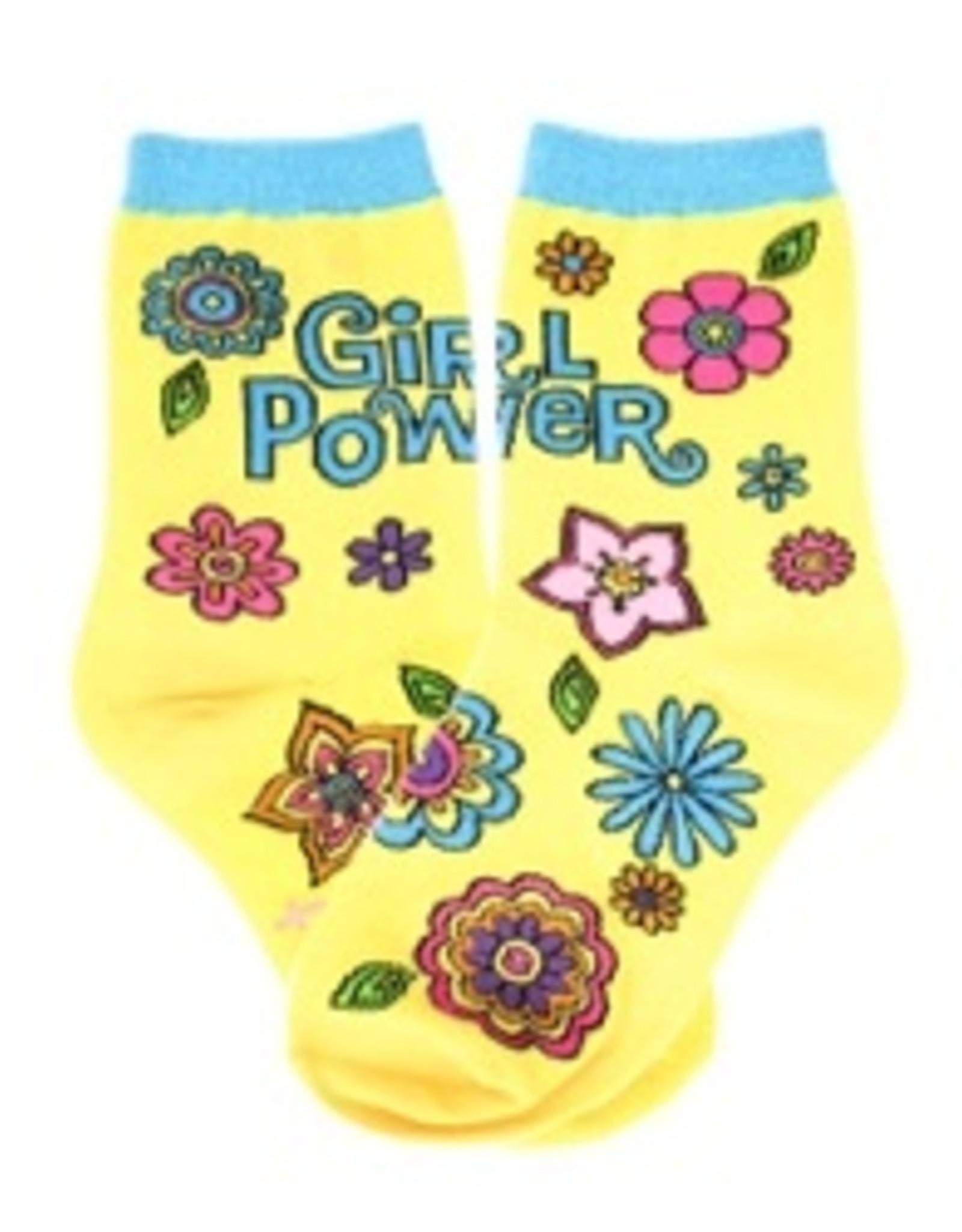 Socks (Kids) - Girl Power