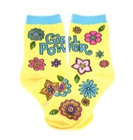 Kids Socks - Girl Power