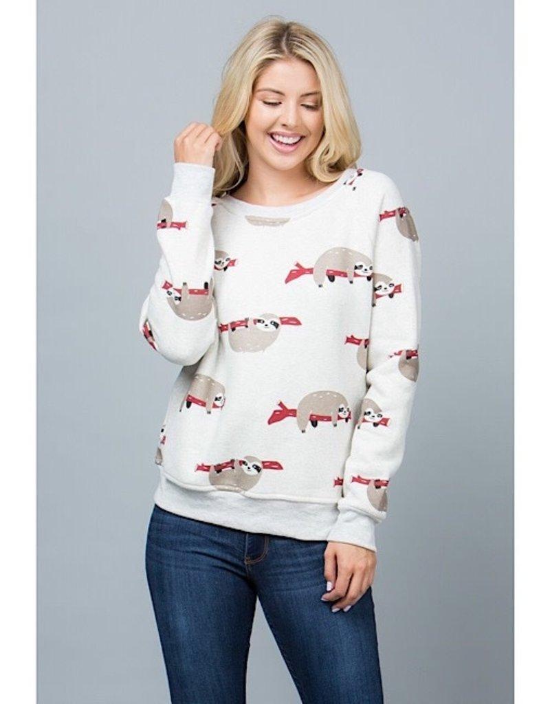 Sweater - Sloths