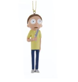 Kurt S. Adler Ornament - Morty (Rick And Morty)