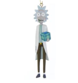 Kurt S. Adler Ornament - Rick (Rick And Morty)