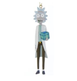 Ornament - Rick (Rick And Morty)