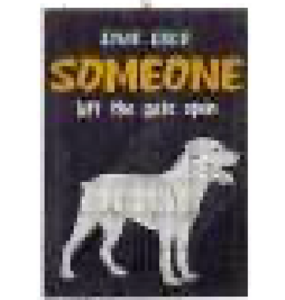 Kurt S. Adler Ornament - Dog (Live Like Someone Left The Gate Open)