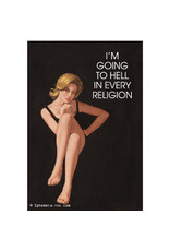Magnet - I'm Going To Hell In Every Religion