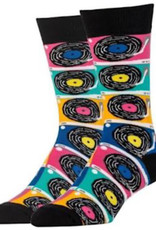 Mens Socks - Put That Record On