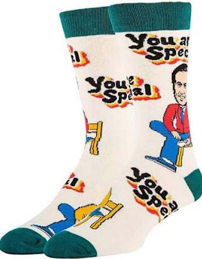 Mens Socks - You Are Special (Mr Rogers)