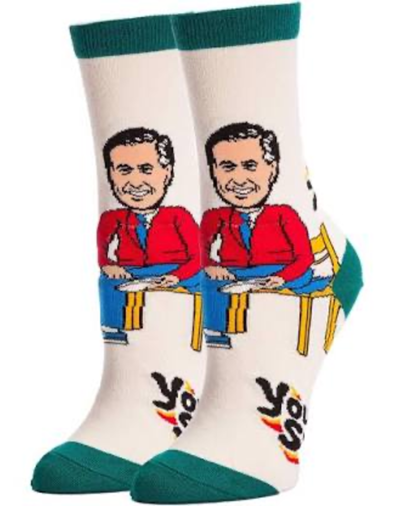 Womens Socks - You Are Special (Mr Rogers)