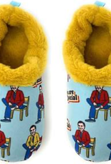 Oh Geez Slippers - You Are Special (Mr Rogers) (Large)