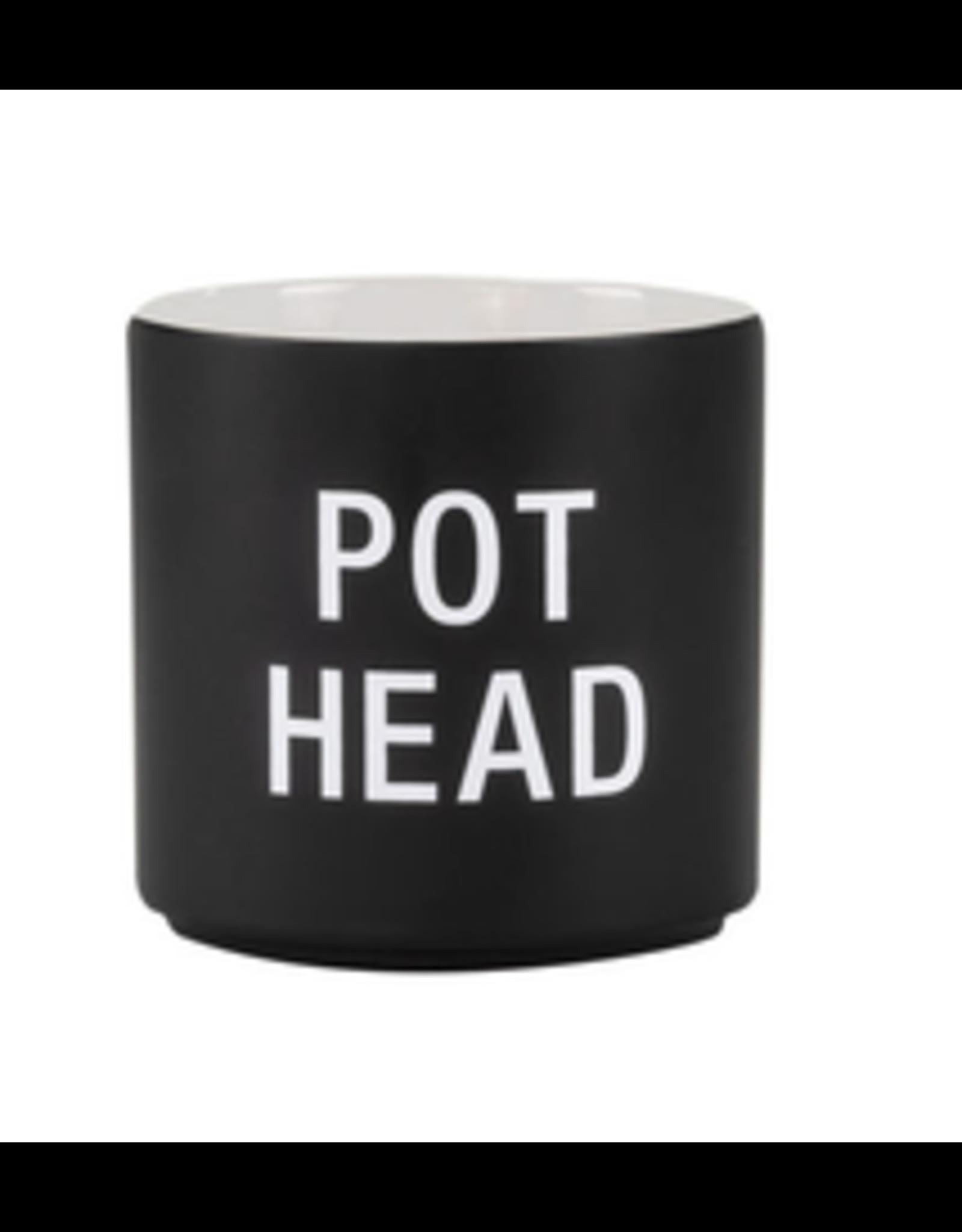 Planter - Pot Head