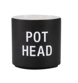 Planter - Pot Head