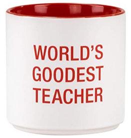 Planter - Worlds Goodest Teacher