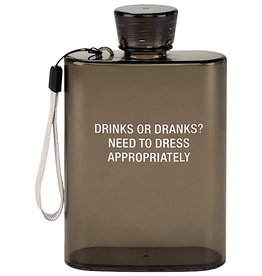 Flask - Drinks Or Dranks?