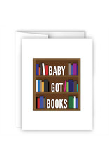 Card - Baby Got Books