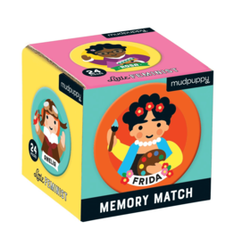 Game - Memory Match (Little Feminist)