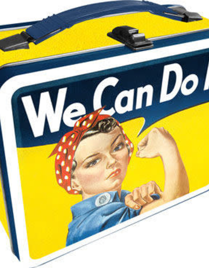 Lunchbox - Rosie The Riveter
