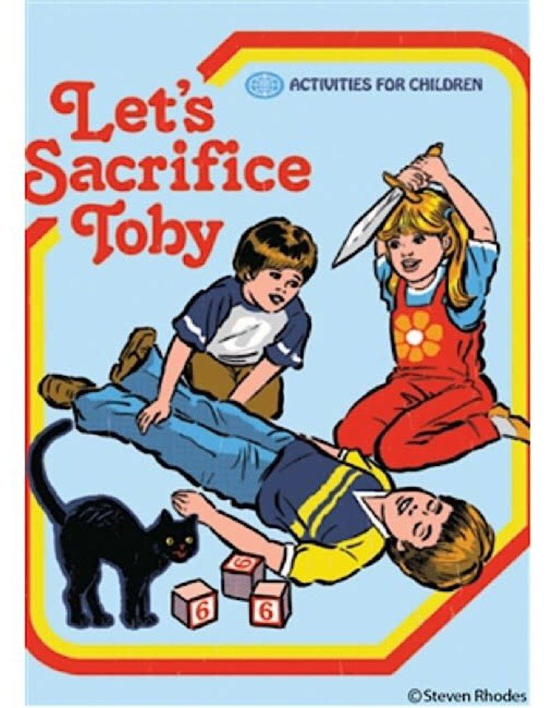 Magnet - Let's Sacrifice Toby