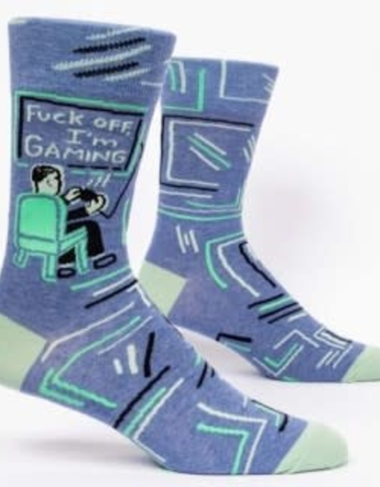 Socks (Mens)  - Fuck Off, I'm Gaming