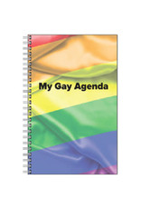 Notebook - My Gay Agenda