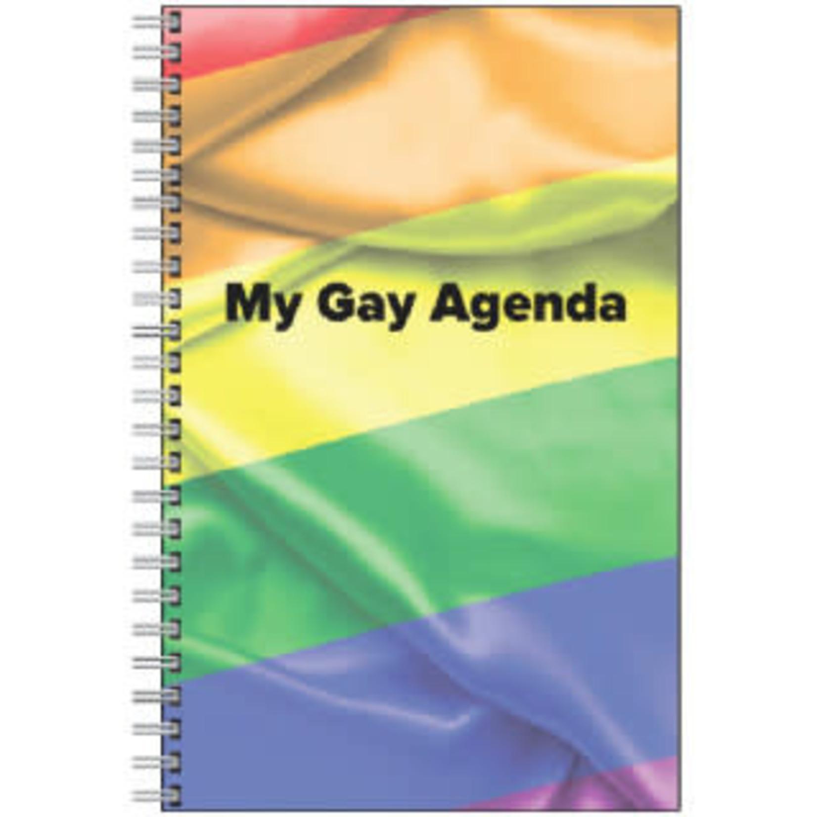 Bad Annie's Notebook - My Gay Agenda