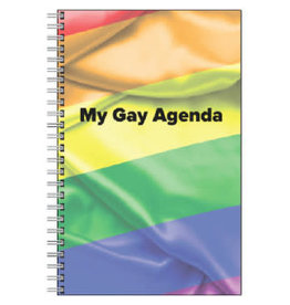 Notebook - My Gay Agenda