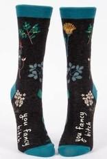 Womens Socks - You Fancy Bitch
