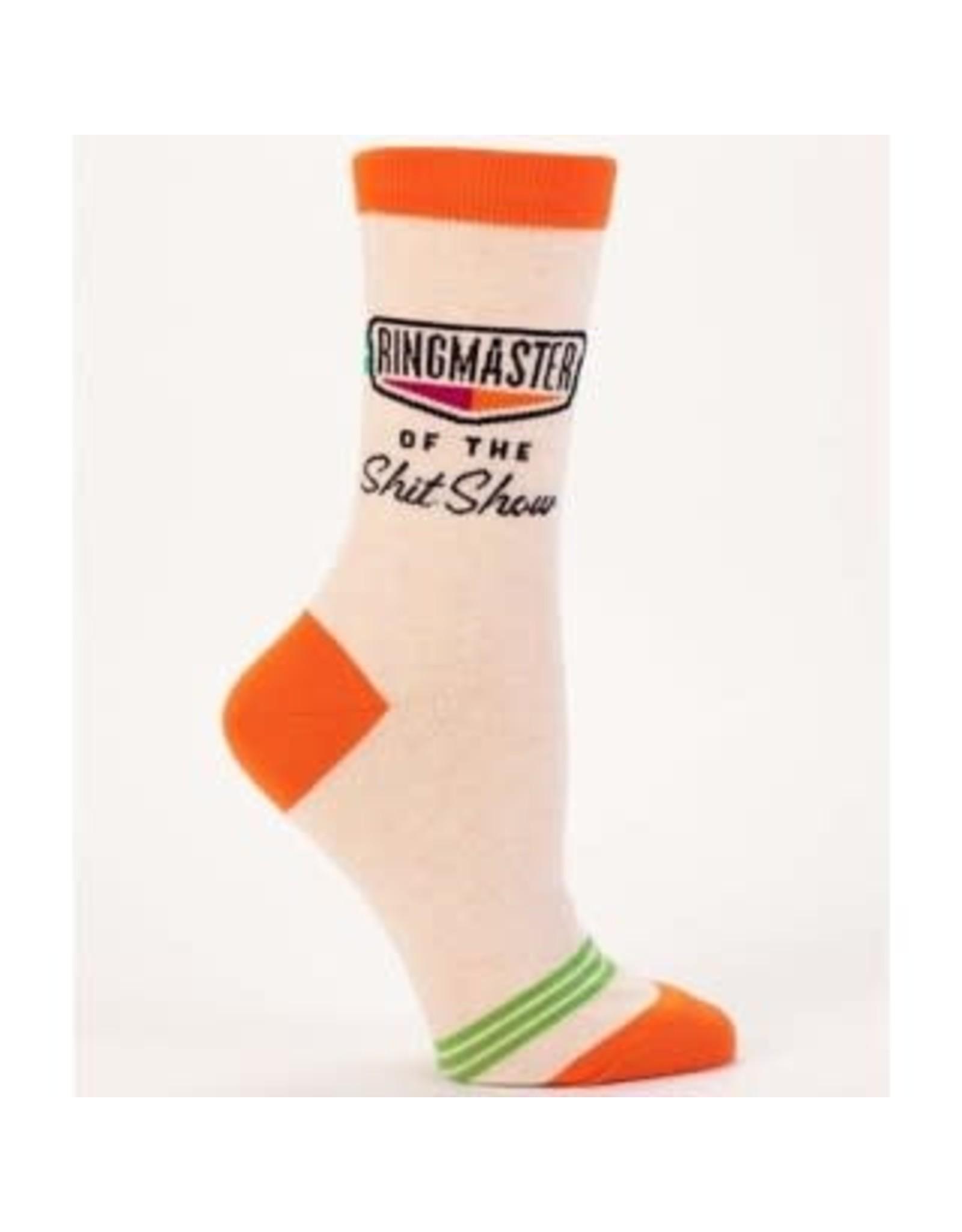 Socks (Womens) - Ringmaster Shitshow