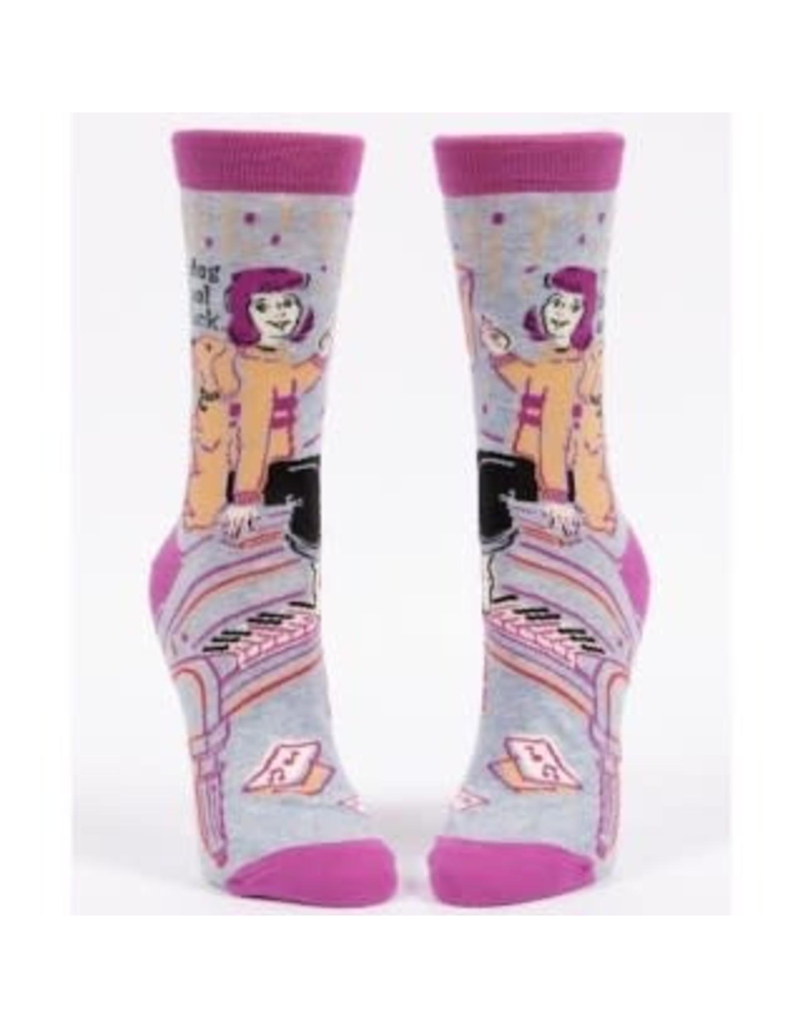 Socks (Womens) - My Dog Is Cool As Fuck