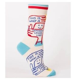 Socks (Womens) - Feminist Looks Like