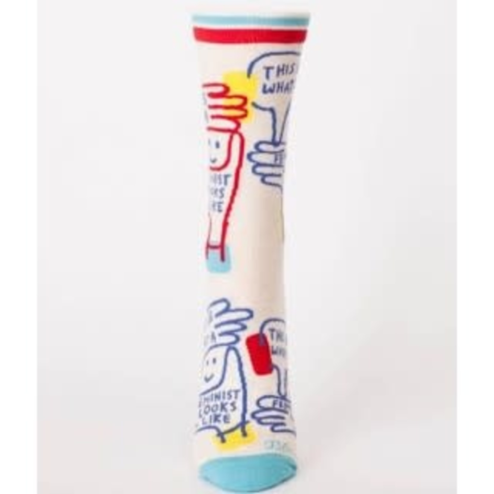 Socks (Womens) - Feminist Looks Like