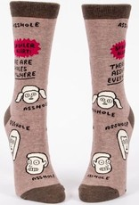 Socks (Womens) - Assholes Everywhere