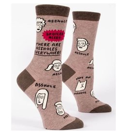 Socks (Womens) - Assholes Everywhere