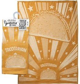 Tea Towel - Tacotarian