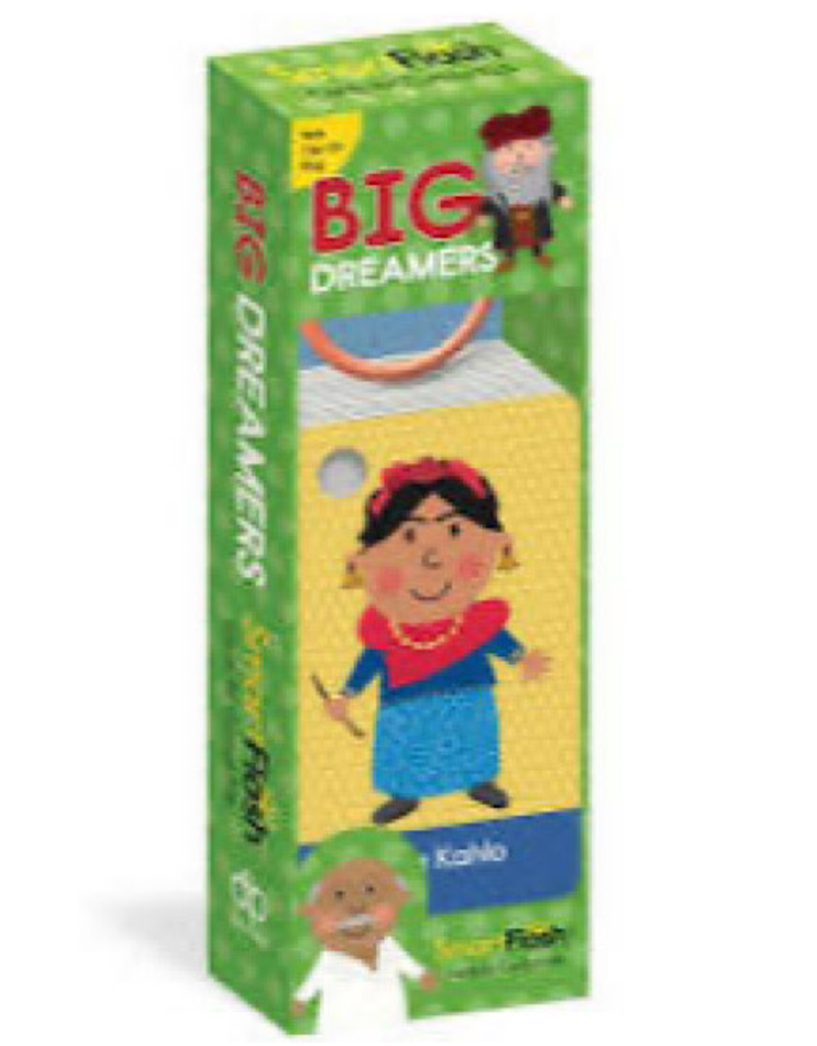 Flash Cards - Big Dreamers